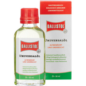 Ballistol Universal Oil Bottle 50ml